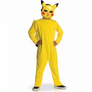 Déguisement classique Pokémon Pikachu enfant