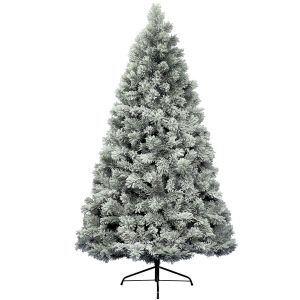 Kaemingk Vancouver - Sapin de Noël artificiel enneigé (180 cm)