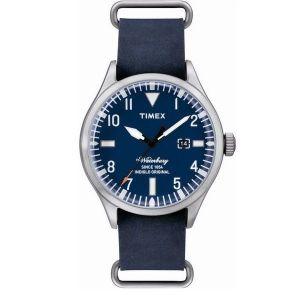 Timex TW2P64500D7 - Montre mixte Waterbury