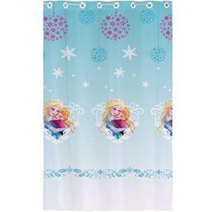 Cti Voilage Magic Winter La Reine des Neiges (140 x 240 cm)