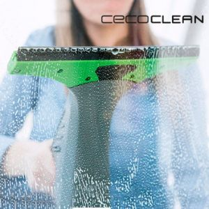 Cecoclean Crystal Clear 5023 - Aspirateur lave-vitres