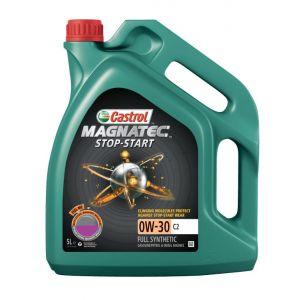 Huile Moteur Castrol Magnatec Stop-start 0w30 C2 Essence Et Diesel 5 L