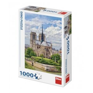 Dino Cathédrale Notre-Dame de Paris