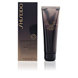 Shiseido Future Solution LX - Mousse nettoyante extra riche