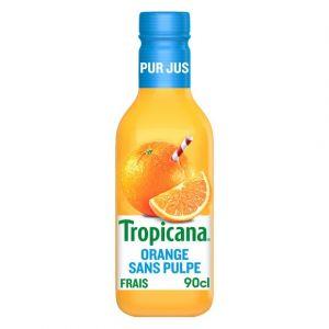 Tropicana Pur Jus d'Orange Préssées Sans Pulpe