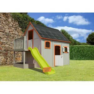 Soulet Maisonnette en bois duplex