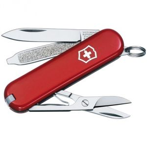 Victorinox CLASSIC rouge 7 fonctions