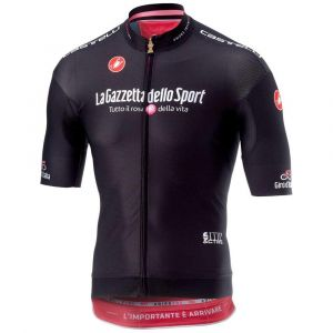 Castelli Equipement officiel Race Giro De Italia - Black - Taille XL