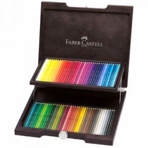 Faber-Castell 117572 Crayons de couleur Albrecht Dürer coffret bois de 72
