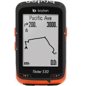 Bryton Rider 530E - GPS, Noir