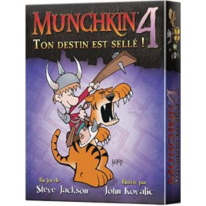 Ubik Munchkin 3 Clerc Et (Pas) Net