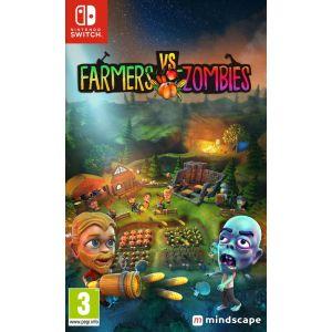 Farmers Vs Zombies (Nintendo Switch) [Switch]