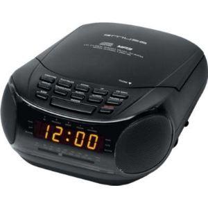 Muse M-125CRB - Poste radio CD / MP3 avec fonction réveil