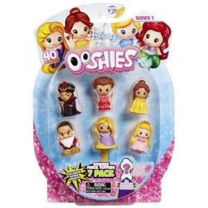 Vivid Disney Princesses Ooshies Pack de 7 - Mix 2