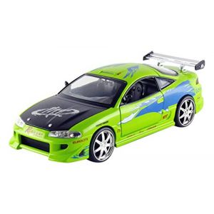 Jada Voiture Brian's Mitsubishi Eclipse 1995 Fast And Furious 1/24