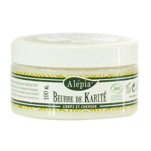 Alepia Beurre de Karite Raffine Biologique - 90 g
