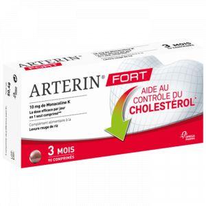 Omega Pharma Arterin Fort Plus Cholestérol - 90 comprimés