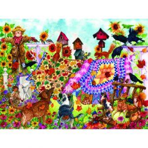 Sunsout Wendy Edelson - Autumn Garden Quilts
