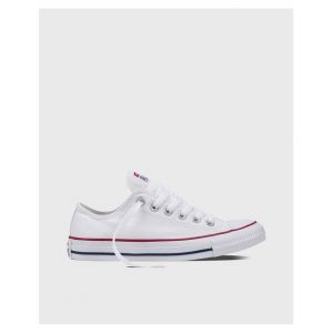 Converse Chaussures casual unisexes Chuck Taylor All Star Basses Toile Blanc - Taille 45