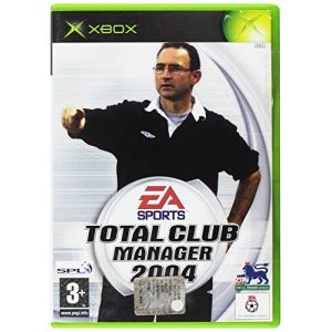 Total Club Manager 2004 [XBOX]