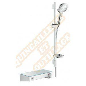 Hansgrohe Combi Raindance Select E 120 ShowerTablet Chromé