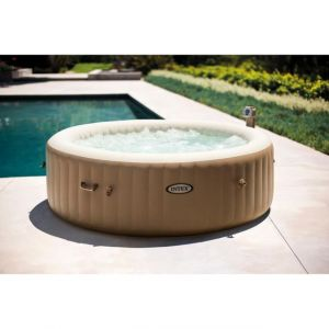 Intex Spa gonflable rond - 6 Places