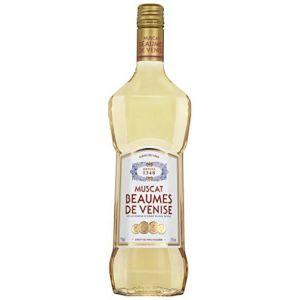 Beaumes de Venise Muscat 1348 - Vin d'Apéritif Blanc AOP 75 cl