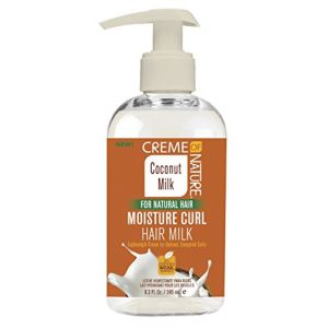 Creme of Nature Coconut Milk for natural hair - Moisture Curl