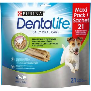 Purina 21x Small Dentalife - Friandises pour Chien