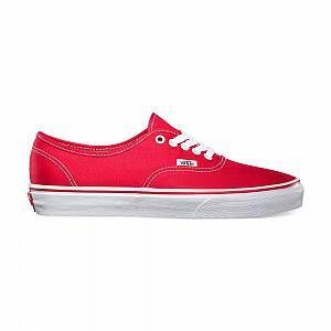 Vans Authentic chaussures rouge 44,5 EU 11,0 US