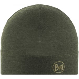 Buff Midweight Merino Wool - Couvre-chef - olive Bonnets sports d'hiver