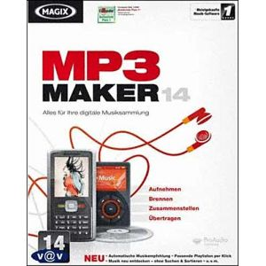 Mp3 Maker 14 [Windows]