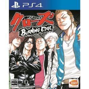 Crows Burning Edge sur PS4