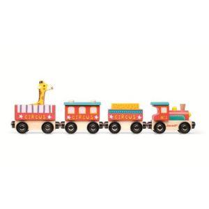 Janod 08530 - Train Circus
