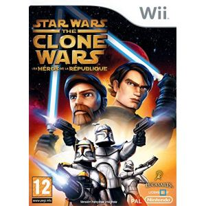 Star Wars : The Clone Wars - Les Héros de la République [Wii]