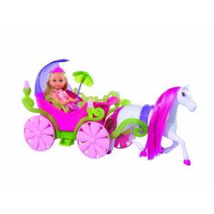 Simba Toys Evi Love Calèche de contes de fées