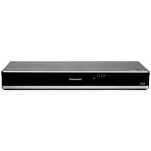Panasonic DMR-BCT845EG - Lecteur Enregistreur Blu-Ray 1 To double tuner DVB-C HD