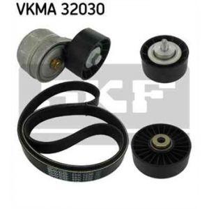SKF Kit de courroies d'accessoires VKMA32030