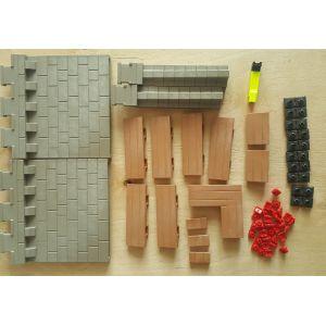 Playmobil 6371 - Murs pour le Château