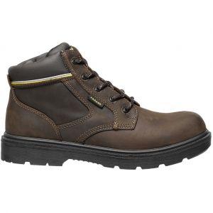 Parade Forest- Chaussures de sécurité montante niveau S3 - Homme - taille : 44 - couleur : Marron