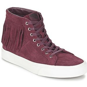 Vans Sk8 Hi Moc chaussures bordeaux 42 EU