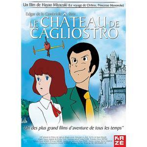Edgar de la Cambriole : Le Château de Cagliostro