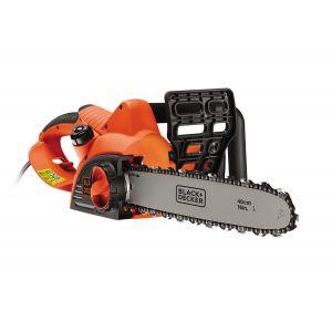 Black & Decker CS2040 - Tronçonneuse électrique avec accessoires