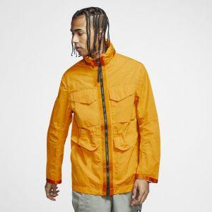 Nike Veste Sportswear Tech Pack pour Homme - Orange - Taille L - Male