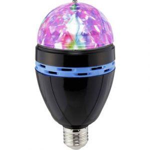 Renkforce Ampoule disco multicolore 1349523 E27 1 W