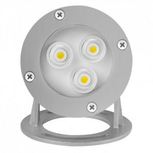 Lumihome DEC/SF3BC-ET - Spot fontaine orientable led high-power 12v 3led