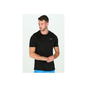 Mizuno Impulse Core M vêtement running homme Noir - Taille S