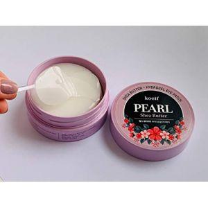 Koelf Pearl shea butter hydrogel eye patch