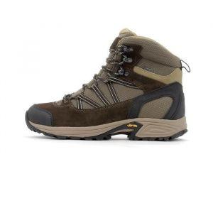 Aigle Chaussures petite randonnée MOOVEN MID GTX - Couleurs - Tailles: kaki - 46