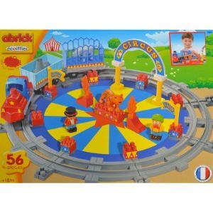 Ecoiffier 3164 - Abrick : Train du cirque